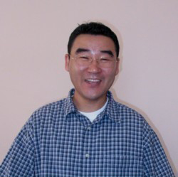 Associate Korean Pastor Abraham Woo
